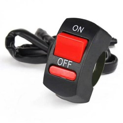Włącznik ON/OFF do halogenów motocyklowych