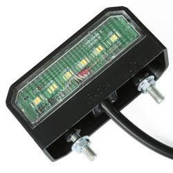 Uniwersalne podświetlenie tablicy rejestracyjnej LED...