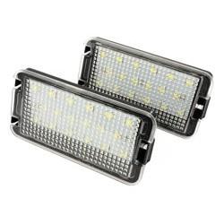 Podświetlenie tablicy rejestracyjnej LED Seat Altea Arosa...