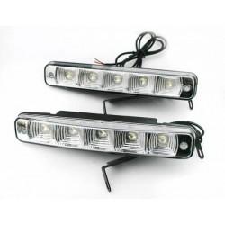 Światła LED do jazdy dziennej DRL 03