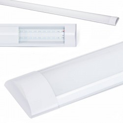 Panel sufitowy LED 28W 90 cm natynkowy panel CCD...
