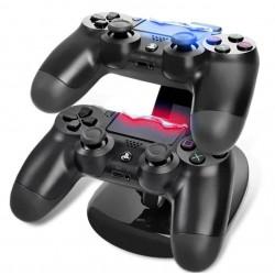 Stacja dokująca do ładowania 2 padów PS4