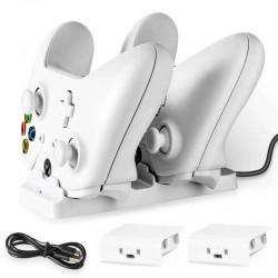Ładowarka do padów Xbox One S/X stacja dokująca z dwoma...
