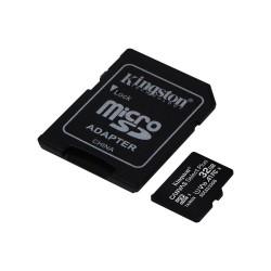 Kingston karta pamięci microSDHC Canvas Select Plus 32GB...