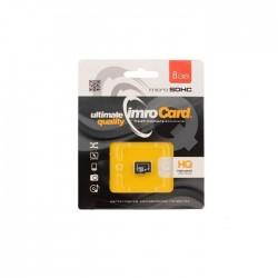 IMRO MicroSDHC 8GB kl.10 bez adaptera