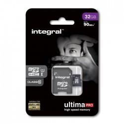 Integral karta pamięci microSDHC Ultima PRO 32GB class 10...
