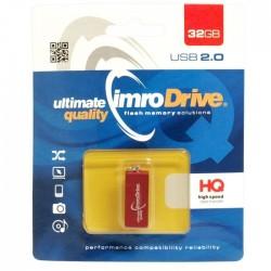 Pendrive IMRO Edge 32GB czerwony