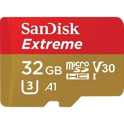 SanDisk karta pamięci EXTREME microSDHC 32GB class 10...