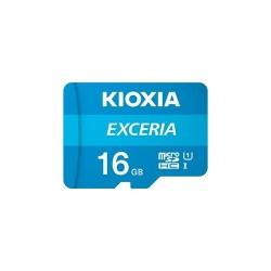 Kioxia 16GB microSD KIOXIA Exceria (M203) UHS I U1 with...