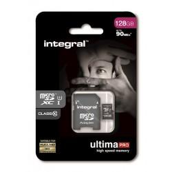 Integral karta pamięci microSDXC Ultima PRO 128GB class...