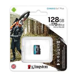 Kingston karta pamięci micro SDXC Canvas Go! Plus 128GB...