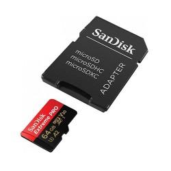 SanDisk karta pamięci EXTREME PRO microSDXC 64GB class 10...