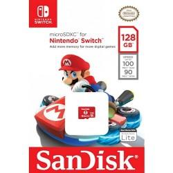 SanDisk karta pamięci Nintendo Switch microSDXC 128 GB...