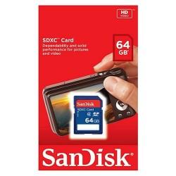 SanDisk karta pamięci SDXC 64 GB