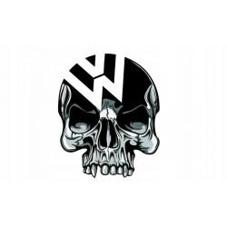 NAKLEJKA hobby VW CZACHA auto tatuaż