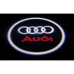 LOGO PROJEKTOR LED dedykowane AUDI A2 A3 A4 A6 A8 Q3 Q5 Q7
