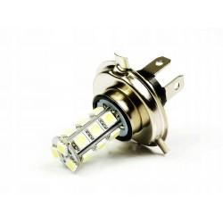ŻARÓWKA LED H4 18 SMD 5050 DRL