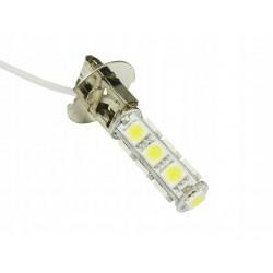 ŻARÓWKA LED H3 13 SMD 5050 DRL