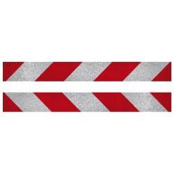 NAKLEJKA KONTUROWA FOLIA ODBLASKOWA taśma 40x5 cm