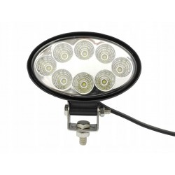 LAMPA ROBOCZA szperacz LED halogen 12-24v 5024