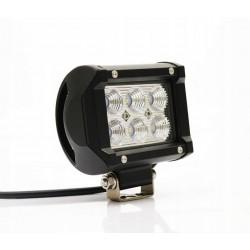 LAMPA ROBOCZA szperacz LED halogen 12-24v 5918