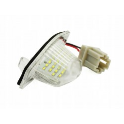 Lampki podświetlenia tablicy rejestracyjnej LED HONDA...