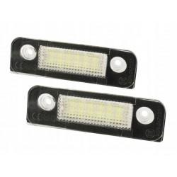 Lampki podświetlenia tablicy rejestracyjnej LED FORD...