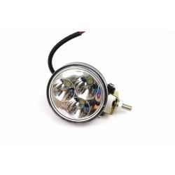 Lampa robocza 9W okrągła