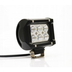 Lampa robocza 18W CREE Light Bar prostokątna