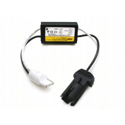 Filtr LED CAN BUS W5W - W5W canbus