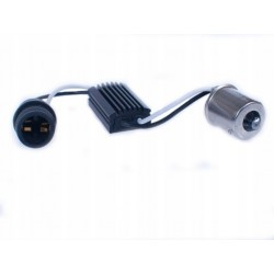 Filtr LED CAN BUS P21W - W5W canbus