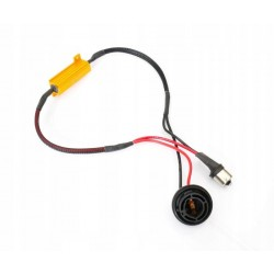 Filtr LED CAN BUS oprawka PY21W canbus
