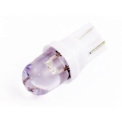 DIODA LED w5w FLUX 12V T10 R10 5050 żarówka BIAŁA