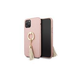 Guess iPhone 11 Pro GUHCN58RSSARG różowy hard case...