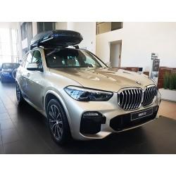 NAKŁADKI PROGOWE listwa na progi BMW G05 M-pakiet 2018-...
