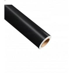 FOLIA CARBON karbon 10 x 200cm CZARNA 3M gratis
