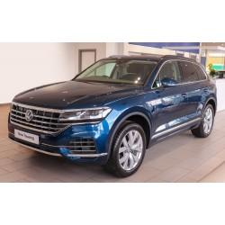 NAKŁADKI PROGOWE listwa na progi VW TOUAREG 2018- SPECIAL...