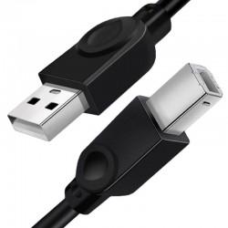 Kabel USB-A USB-B do drukarki skanera 5 metrów
