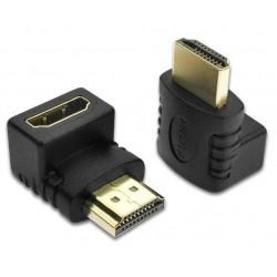 Przejściówka kątowa HDMI 4K 3D