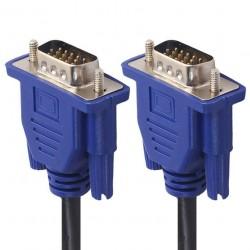 Kabel VGA - VGA D-SUB FULL HD - 1080p 1,5 metra