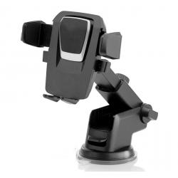 Uchwyt do telefonu na szybę z teleskopowym ramieniem