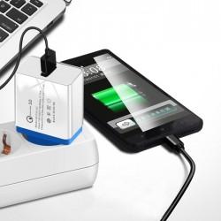 Szybka ładowarka sieciowa USB Quick Charge 3.0 3.1A