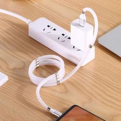 Łatwozwijalny kabel USB do szybkiego ładowania Quick...