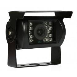 Kamera cofania 18IR z daszkiem 12-24V