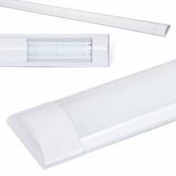Panel sufitowy LED 36W 120 cm natynkowy panel CCD...