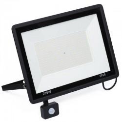 Naświetlacz LED 200W z czujnikiem ruchu i zmierzchu 19000...