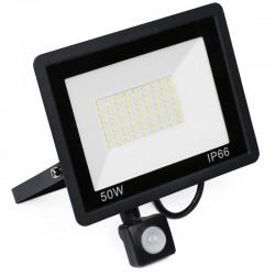 Naświetlacz LED 50W z czujnikiem ruchu i zmierzchu 4750...