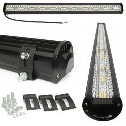 Lampa robocza 540W Light Bar prostokątna