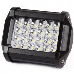 Lampa robocza 72W 24 diody 3030