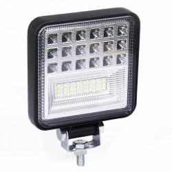 Kwadratowa lampa robocza 126W Światło BIAŁE